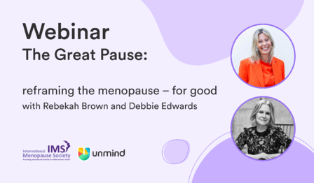 The Great Pause: reframing the menopause