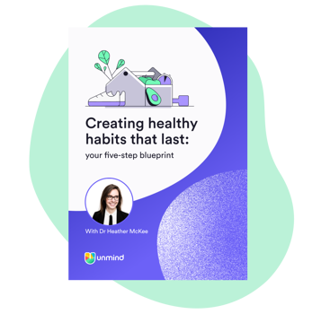 Healthy habits cover