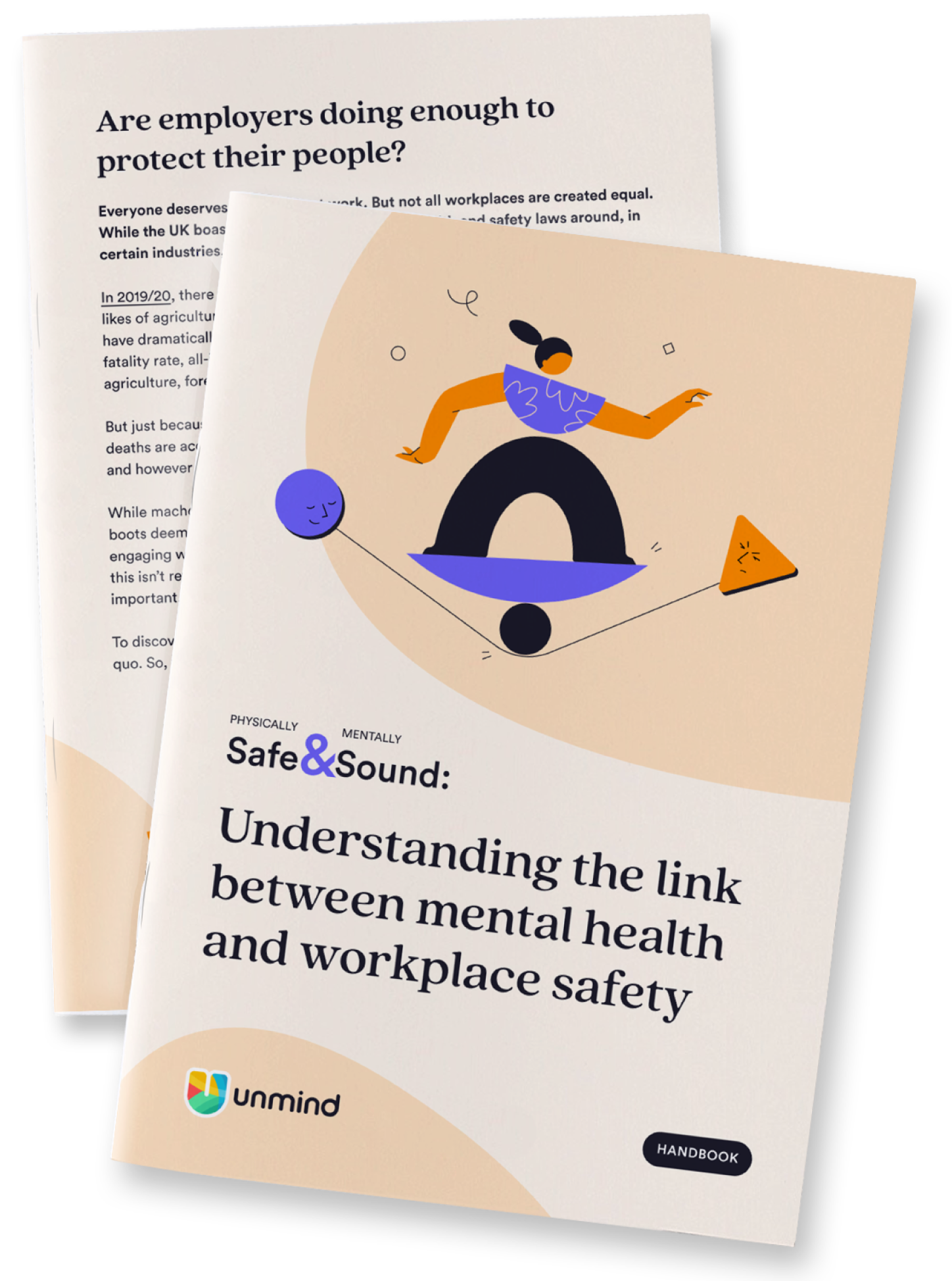 Understanding the link between mental health and workplace safety (1)